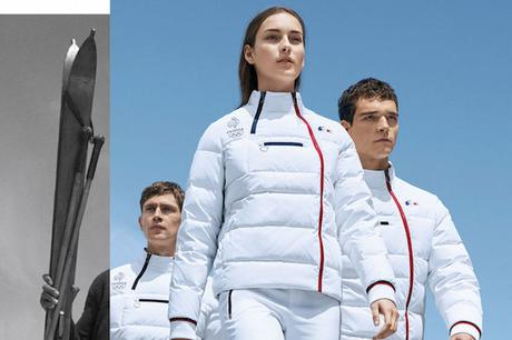 lacoste equipe de france olympique jeux olympique 2018 pyeongchang coree du sud
