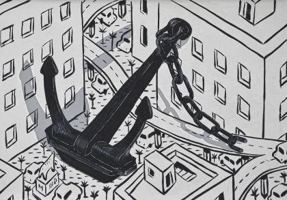 Street Art par Francesco Camillo Giorgino