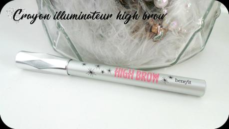 Kit sourcils Benefit bigger & bolder brows