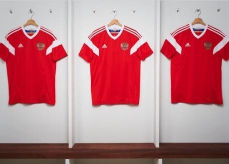 Adidas dévoile les nouvelles tuniques pour les sélections qualifiées pour la Coupe du monde 2018