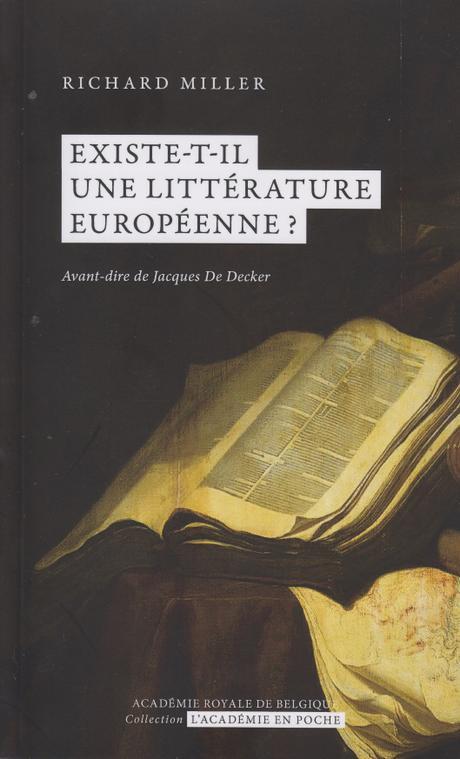 Une littérature européenne ?