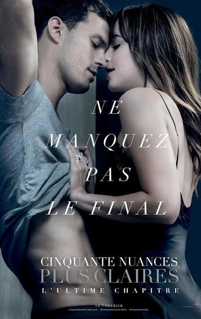 Découvrez le nouveau poster de Fifty Shades Freed : Mrs Grey prend le pouvoir