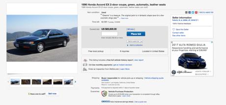 Sa copine veut vendre sa vieille Honda, il réalise une publicité géniale
