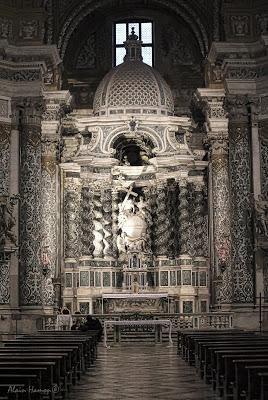 Église Santa Maria Assunta de Venise, dite église des Gesuiti