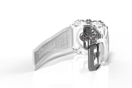 Bell & Ross vous présente sa nouvelle BR-X1 Skeleton Tourbillon Sapphire