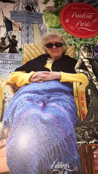 Pauline à Paris