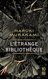 Livre L'étrange bibliothèque écrit par Haruki Murakami