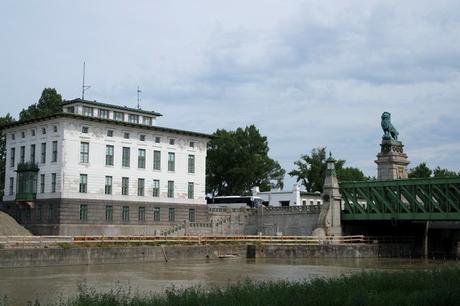vienne vienna otto wagner art nouveau sécession nussdorf barrage écluse danube