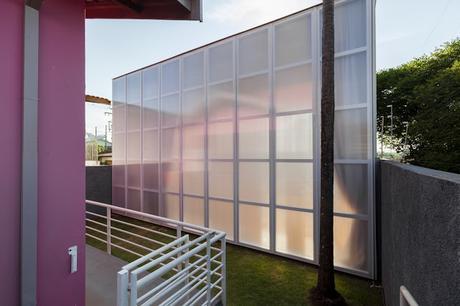 Galpão Sim! par Alan Chu à São Paulo au Brésil - Architecture