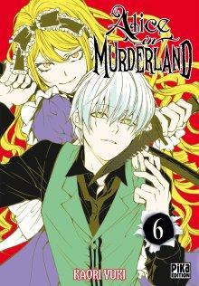 Alice in Murderland tome 6, de Kaori Yuki