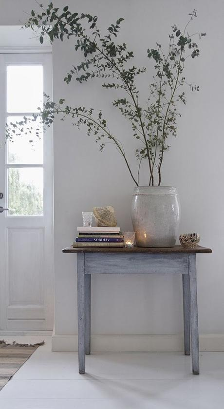 blog deco tendance vase branche arbre