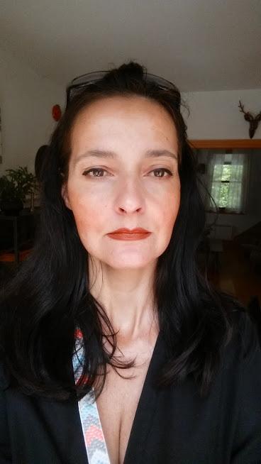 Solange : Le rouge à lèvres de l'automne