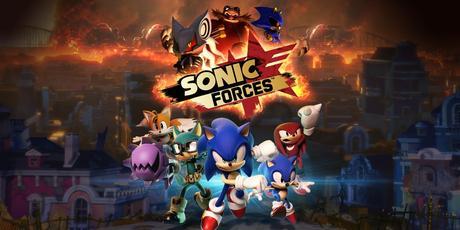 Sonic Forces débarque !