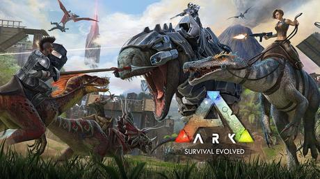 Ark : Survival Evolved est disponible sur Xbox One X !