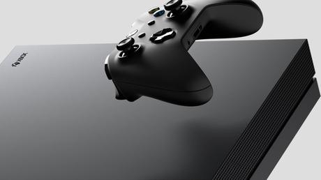 Lancement mondial de la Xbox One X