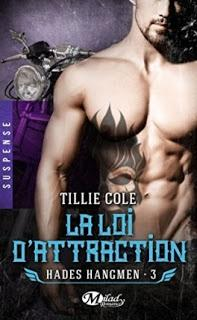 Hadès Hangmen #3: La Loi d'attraction de Tillie Cole