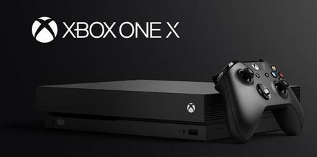 Lancement mondial de la Xbox One X la console la plus puissante du marché !
