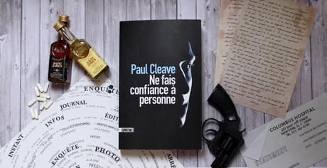 Ne fais confiance à personne – Paul Cleave