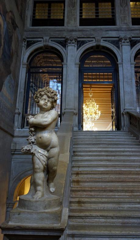 Ca'Sagredo : exposition Lorenzo Quinn