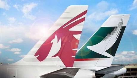 Qatar Airways entre dans le capital du hongkongais Cathay Pacific
