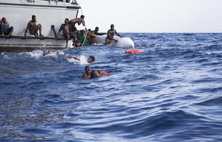 Un drame de l'immigration fait polémique en Libye
