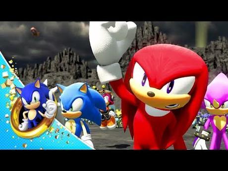 Sonic Forces – La liste des trophées et succès