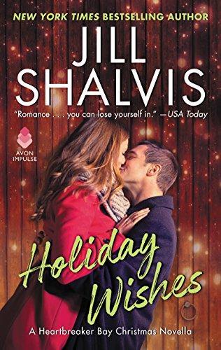 Découvrez une jolie romance de noël avec Holidays Wishes de Jill Shavis