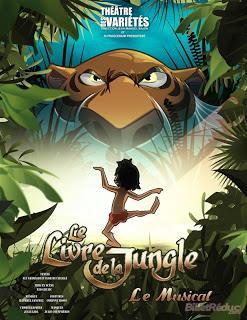 Le livre de la jungle, le musical (places à offrir)