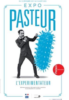 Pasteur, l'expérimentateur au Palais de la découverte à partir du 12 décembre prochain