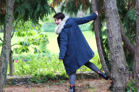 Look : sous la pluie avec avec Miss Juliette