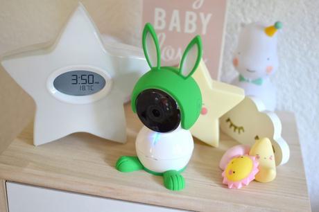 J'ai testé pour vous : le babyphone ultra complet Arlo Baby
