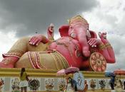 Thaïlande: Ganesha, souris porte bonheur escrocs