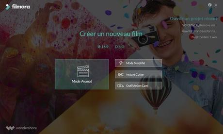 Les 7 ans du logiciel de montage vidéo populaire Filmora