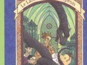 Désastreuses aventures orphelins Baudelaire, tome Laboratoire serpents, Lemony Snicket