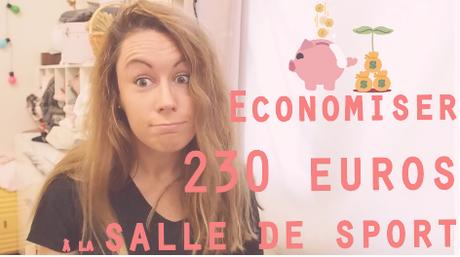 Salle de sport : comment Economiser 230 euros sur mon abonnement !