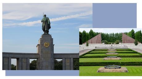 Monuments soviétiques Berlin. Visiter Berlin