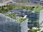 Biotope futur siège l'AEM Lille