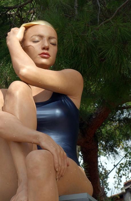 Les nageuses de Carole Feuerman