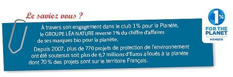 Belle & Solidaire : la sensibilisation environnementale chez Léa Nature !