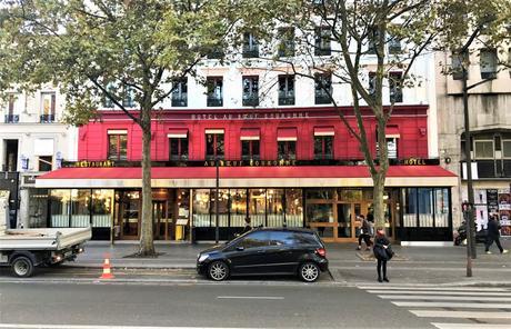 Hôtel Au Bœuf couronné, le 3* qui en mériterait 4 !