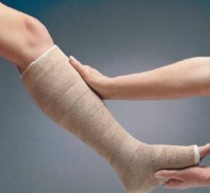 ULCÈRE de JAMBE :  L'exercice aussi, en combinaison avec la compression
