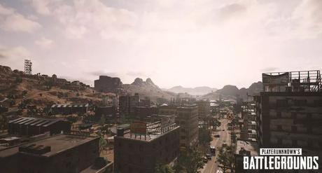 nouveaux screenshot map désert PUBG 12