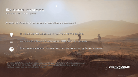 Dreadnought open beta 13