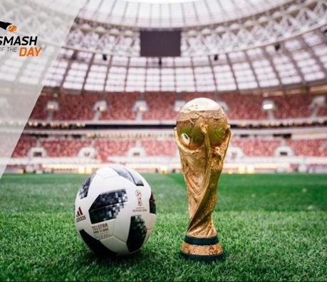 Voici Telstar, le ballon officiel de la Coupe du monde 2018