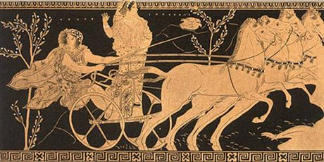 Vase-painting-of-Pelops-escaping-with-Hippodamia