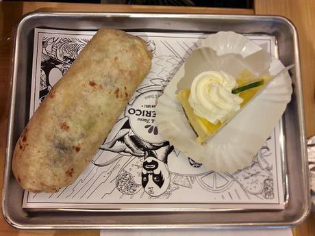 Pepperico restaurant cuisine mexicaine tacos burritos centre commercial les 4 temps paris la défense