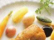 Caille farcie légumes glacés
