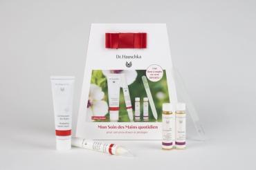 Dr. Hauschka : 2 kits soins des mains bio en édition limitée