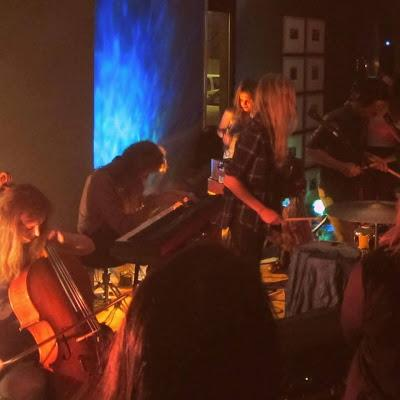 Peter Kernel & Their Wicked Orchestra - Stimultania, Strasbourg (24/10/2017)