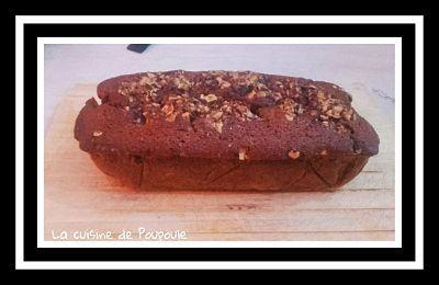 Cake poire noisette veggie au thermomix ou sans